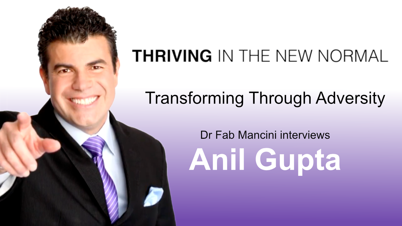 How to Transform During Adversity