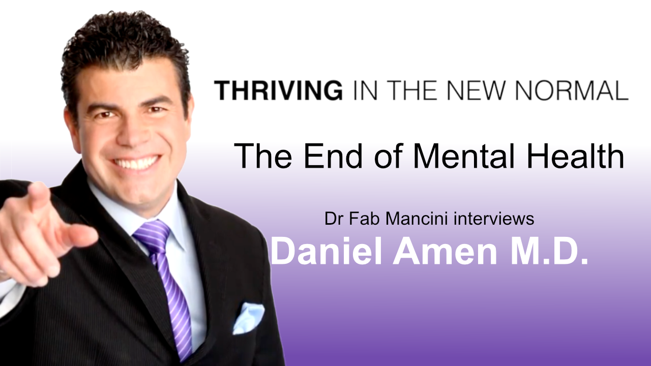 The End of Mental Health
