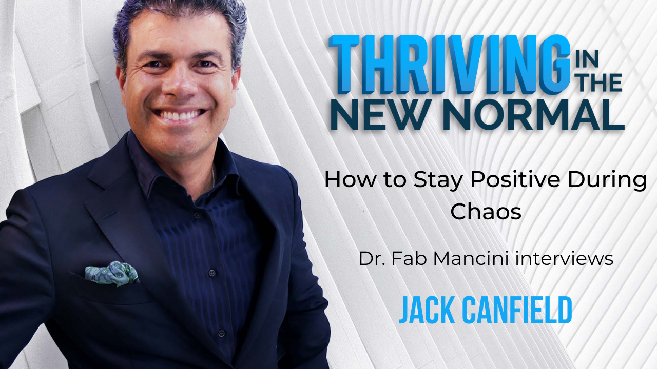 How to Stay Positive During Chaos