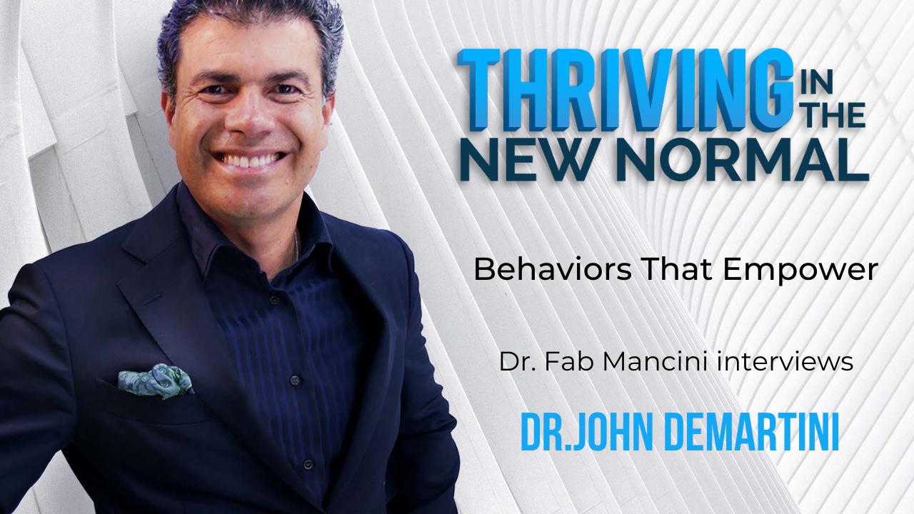 Behaviors That Empower