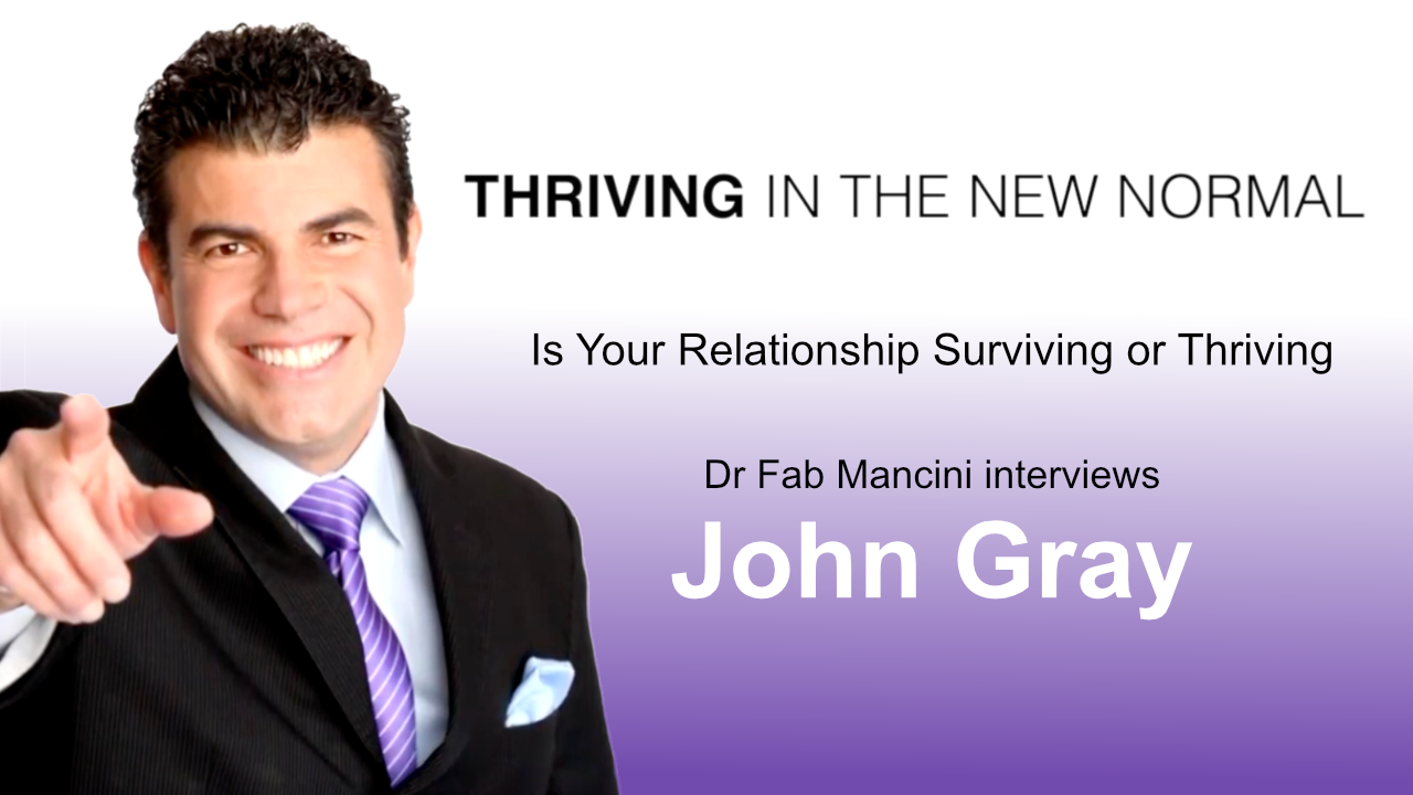 Is Your Relationship Surviving or Thriving