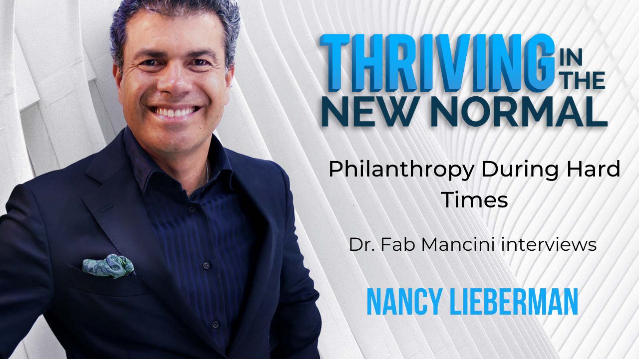 Philanthropy During Hard Times