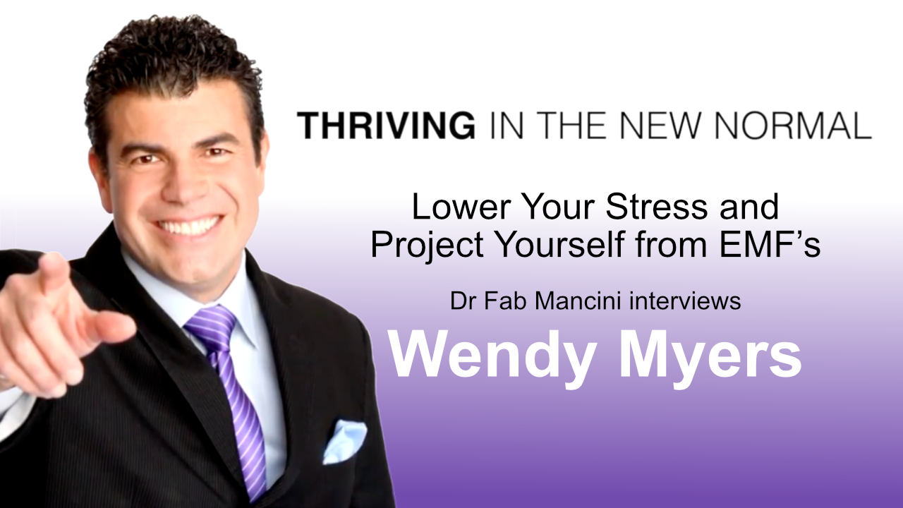 Lower Your Stress and Protect Yourself from EMF'S