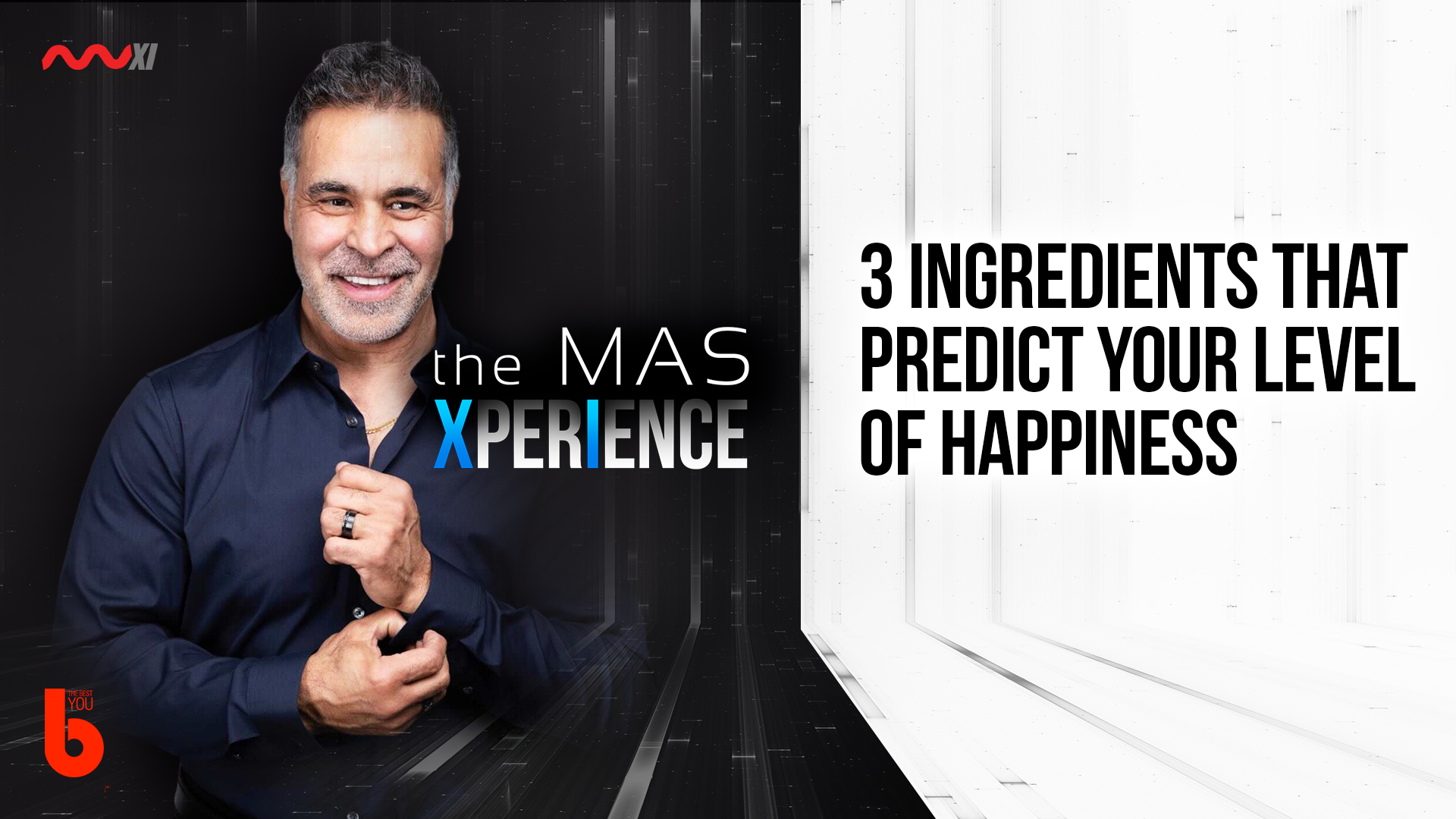 3 Ingredients that Predict Your Level of Happiness