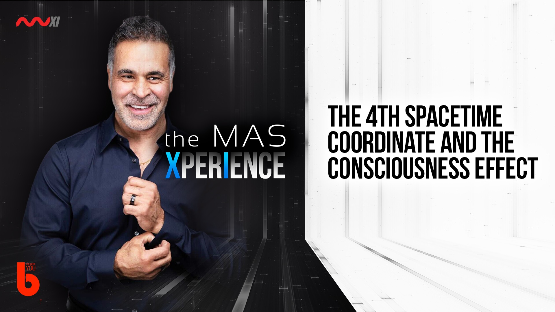 The 4th Spacetime Coordinate and the Consciousness Effect