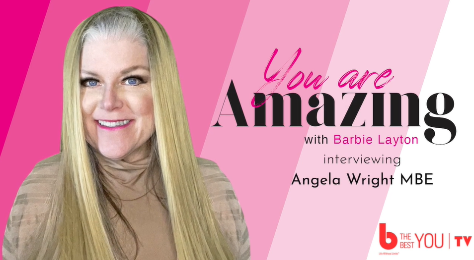 Talking with Angela Wright MBE