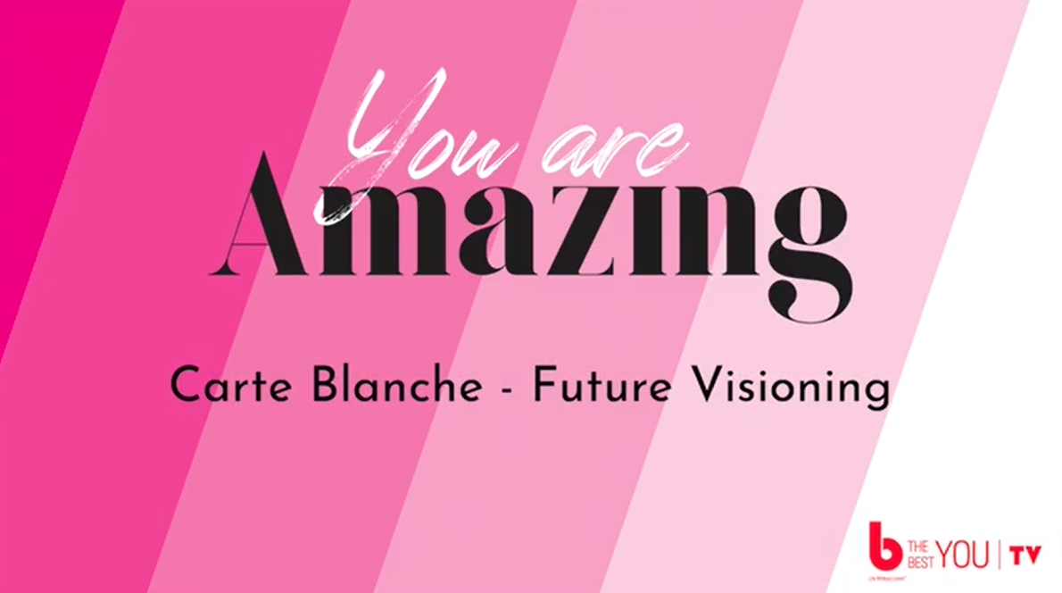 """Christopher Lembke - """"Carte Blanche - Future Visioning"""""""