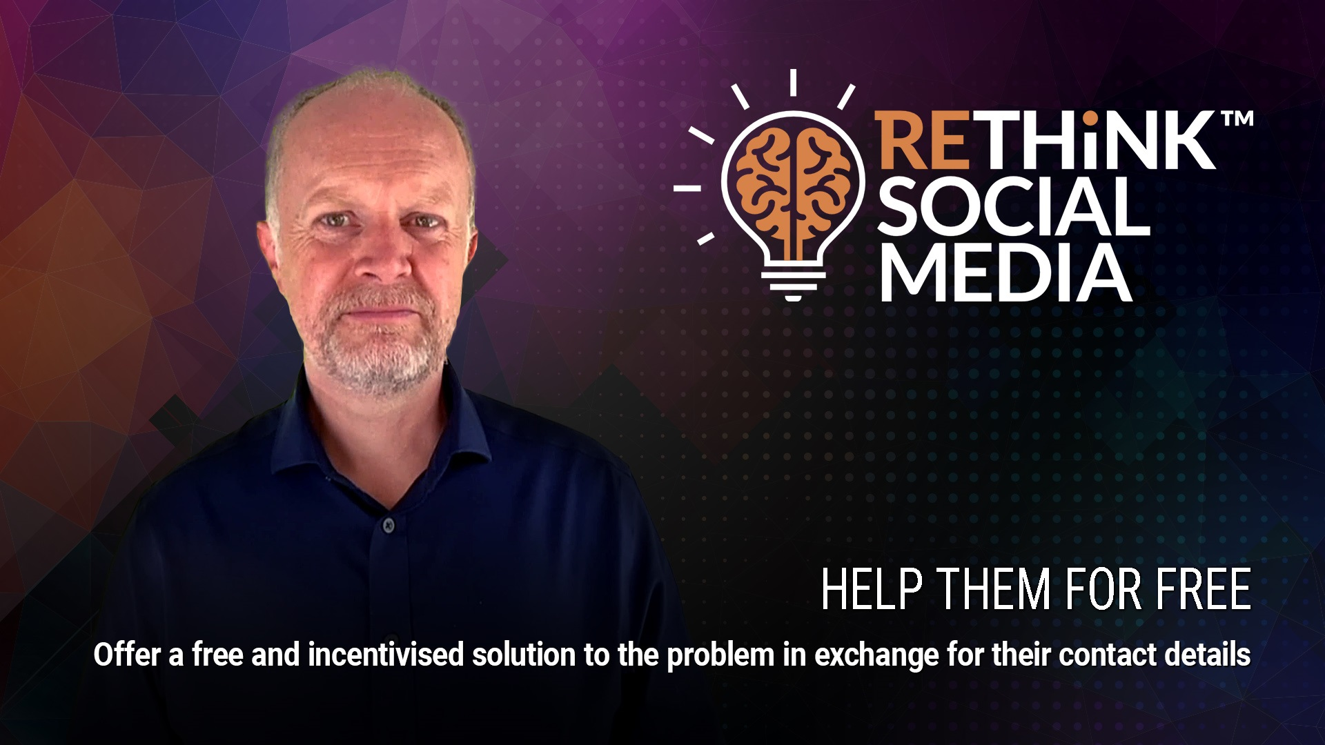 Episode 5 - Help For Free with Nigel Best