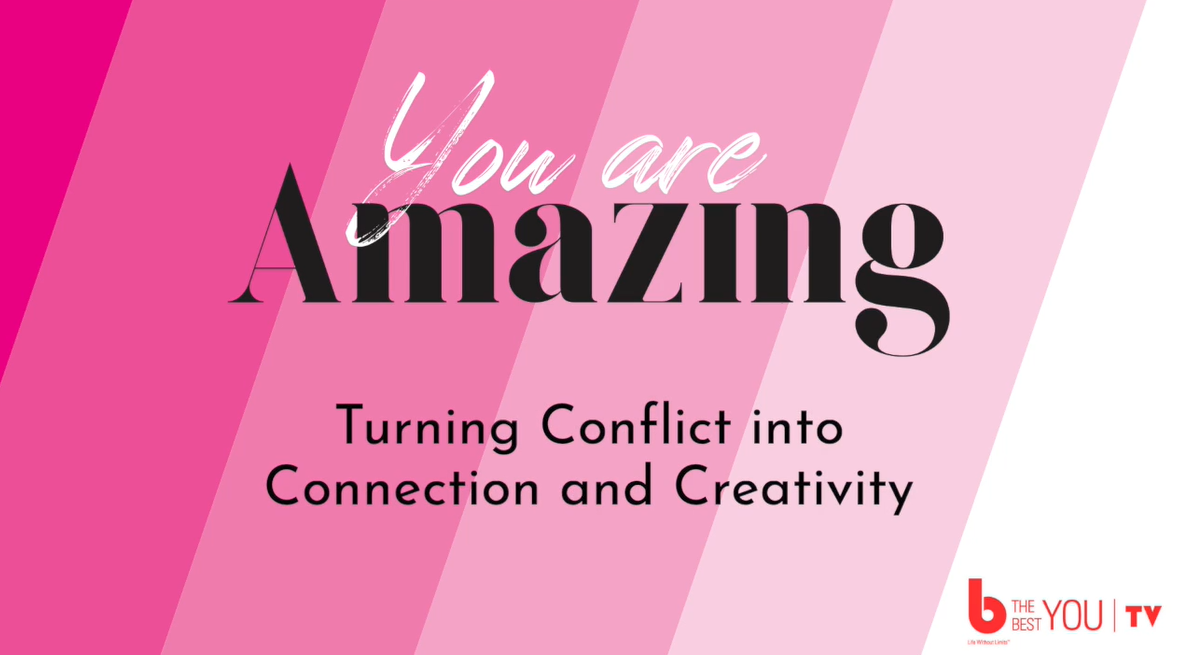 """Rekha Lara and Kara Perry - """"Conscious Contracts - Transform Conflict into Connection and Creativity """""""