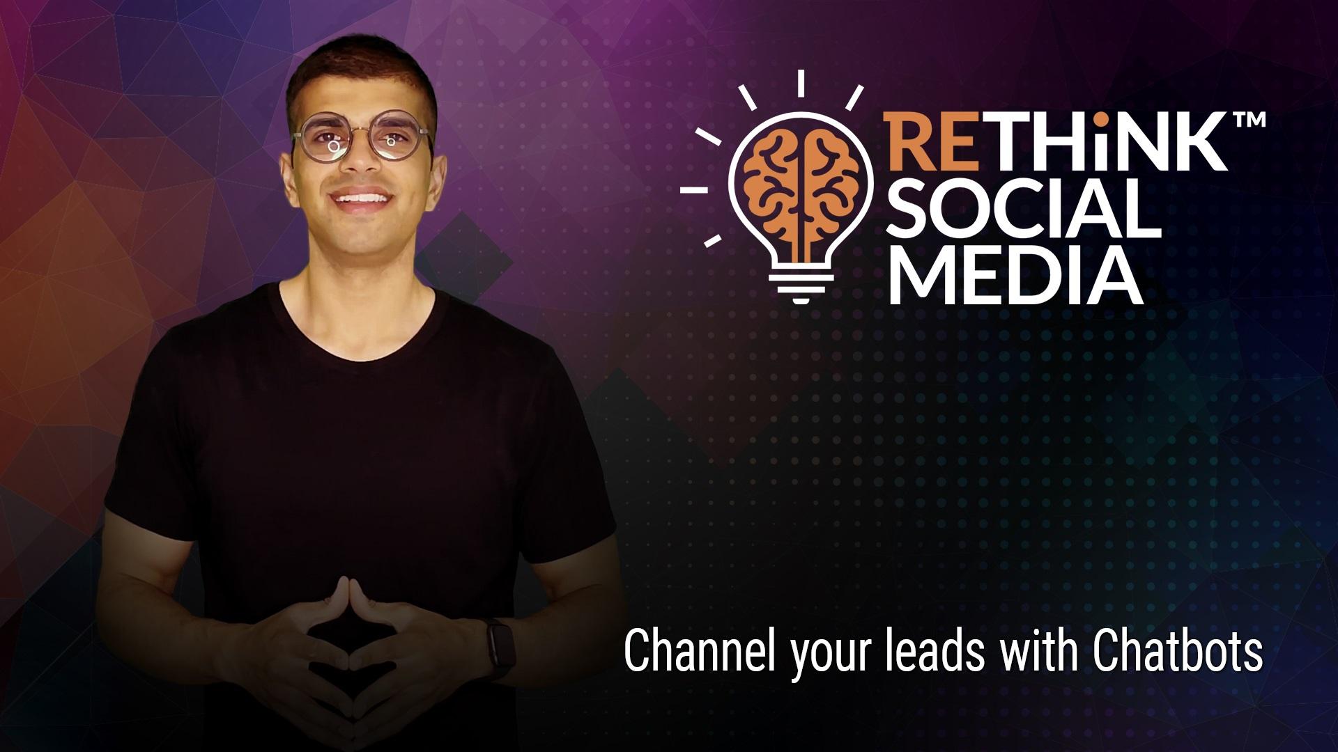 Episode 20 - Chatbots with Vishal Patel