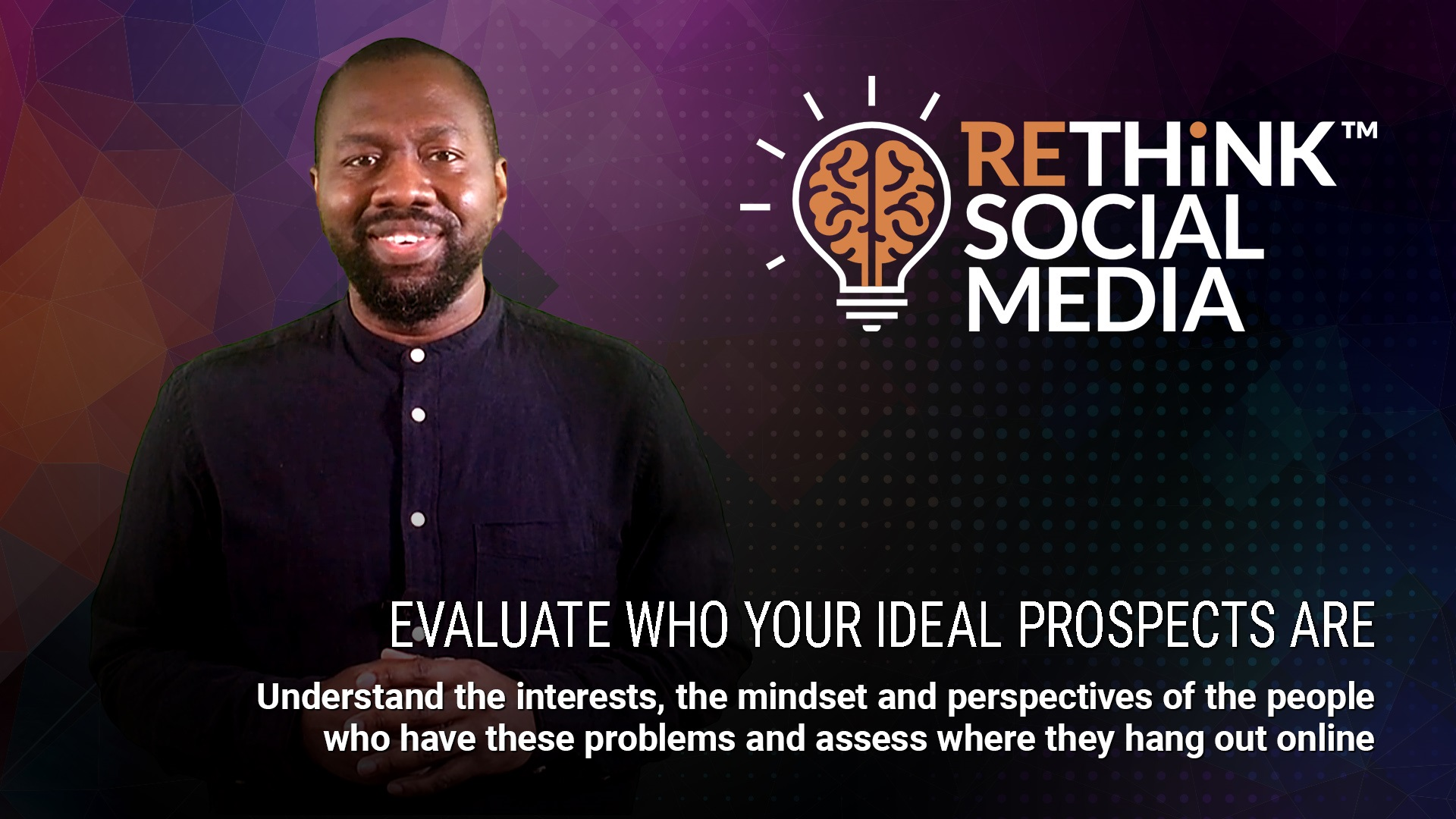 Episode 3 - Evaluate Who Your Ideal People Are with Robert Upright